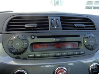 Fiat 500 | 85PK | Lounge | leder int. | 16 inch | Airco | Bluetooth |
